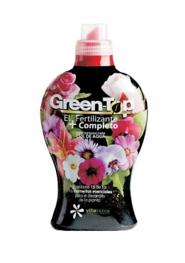 GREENTOP 750 ml- Fertilizante concentrado